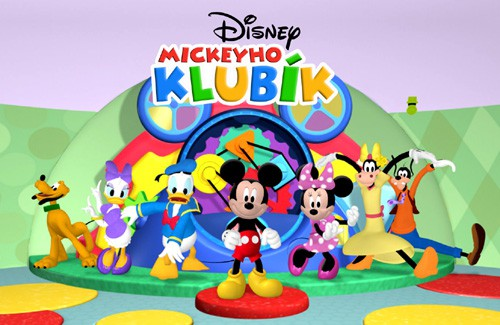 Re: Mickeyho klubík / Mickey Mouse Clubhouse / CZ
